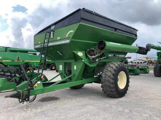 776 BRENT GRAIN CART
