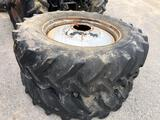 2-520/85R46 WHEELS AND TIRES