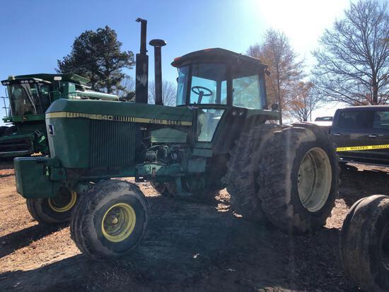 4640 John Deere Tractor