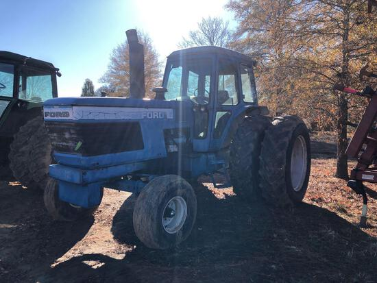 TW30 Ford Tractor