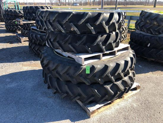 Tires for Small Frame 6000 Series Tractor