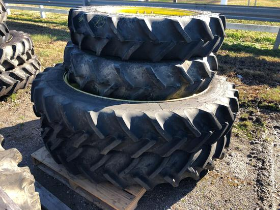 Tires for Large Frame 6000 Series Tractor