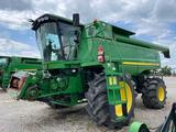 9870 STS JOHN DEERE COMBINE, 2011 YR.
