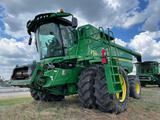S680 JOHN DEERE COMBINE, 2012 YR.
