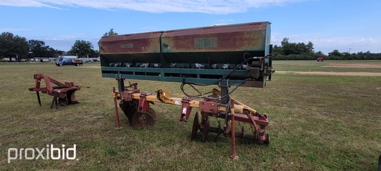 WA LEVEE PLOW AND SEEDER