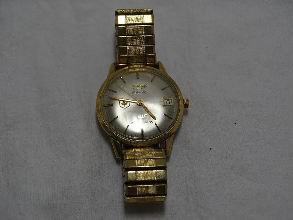Man's Longines Wrist Watch
