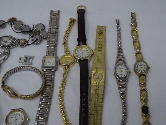 Fashion wrist watch lot