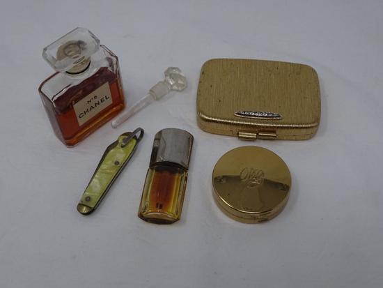 Perfume and lot