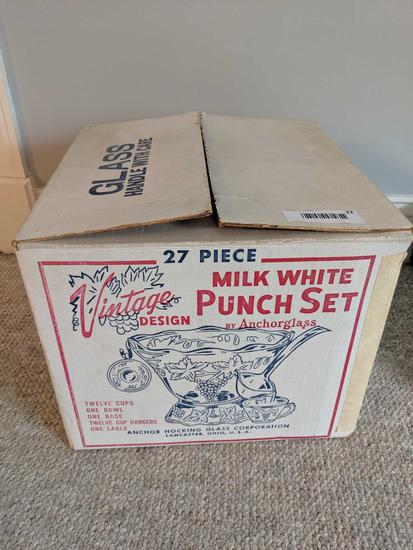New in box punch set (Pick-up only)