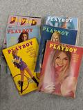 Playboy Magazines (Pick-up only)
