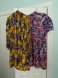 2 Vintage dresses