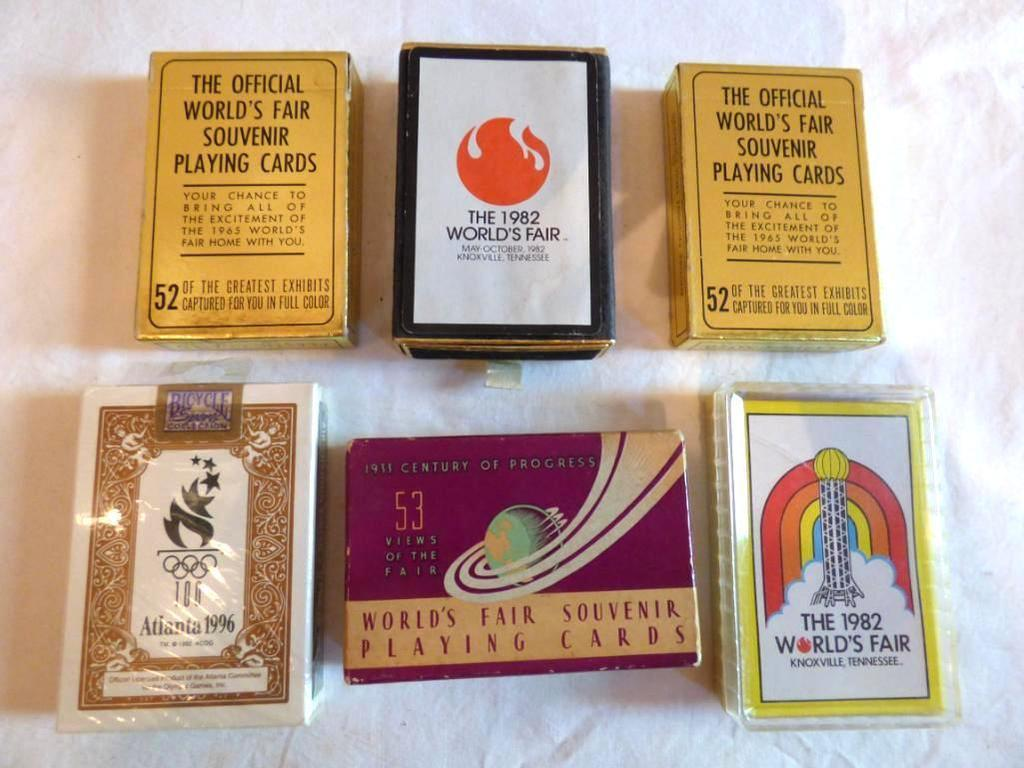 Playing Cards Online Only Auction