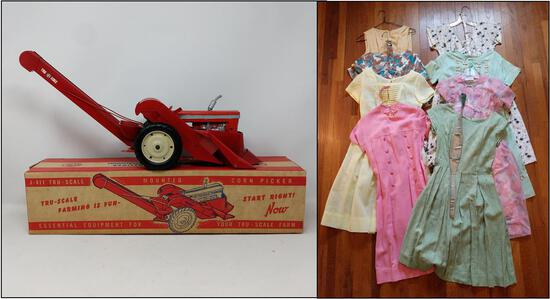 Toys, Tools and Vintage Clothing- Boyertown PA