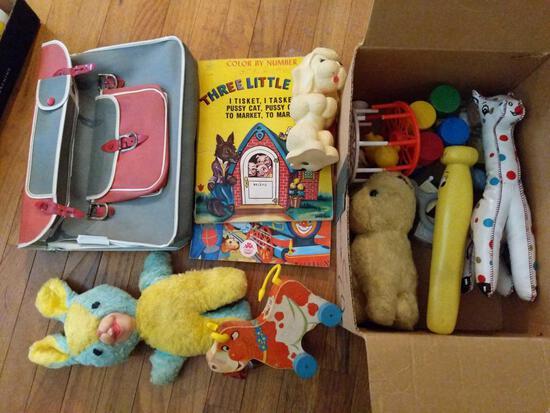 Child's Toys Lot