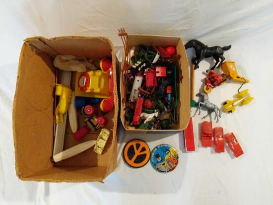 Small Toys Lot