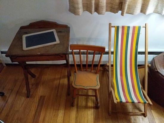 Children's Furniture Lot