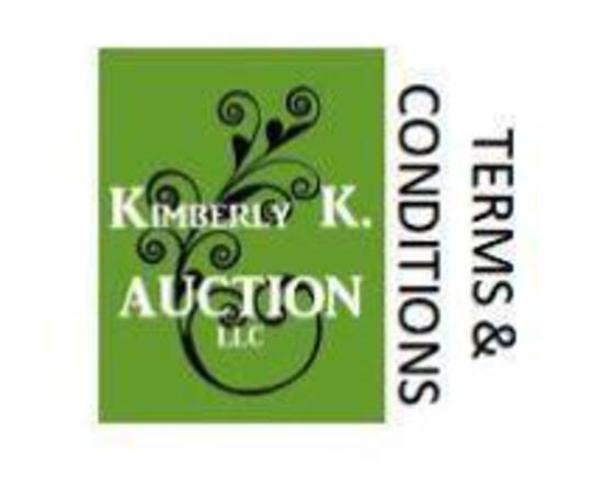 PICK-UP ONLY AUCTION. Please read our TERMS AND CONDITIONS