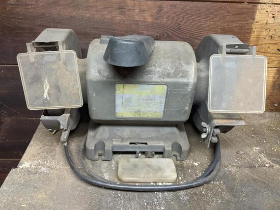 Craftsman 1/3 H.P. Bench Grinder