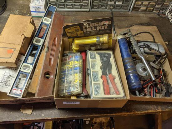 Tools and Hardware Lot