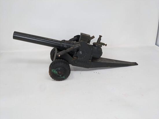 Carbide Field Cannon