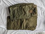 2 Post WWII Shelter/Tent Halves