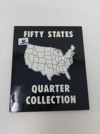 State Quarter Set, Complete, 50 Pcs. BU