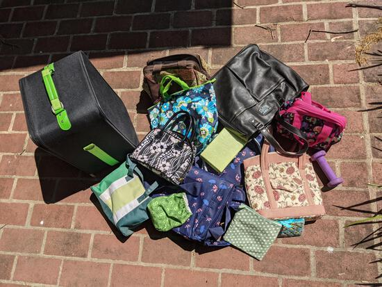 Luggage, Lunch Bags, Totes