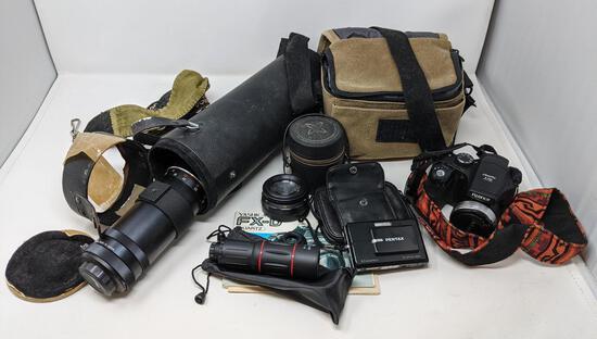 Fujifilm S700 FinePix Camera, Other Accessories