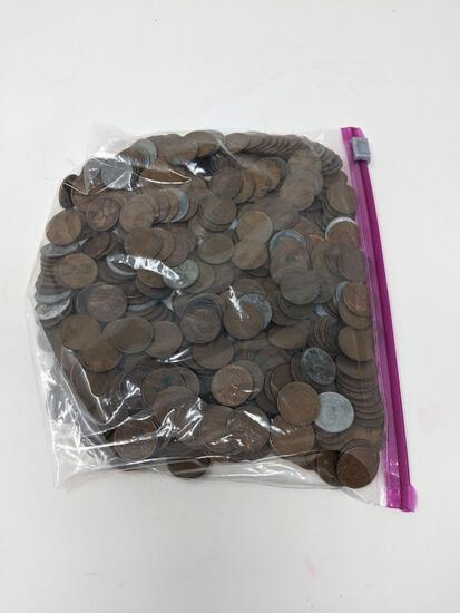 400+ Wheat Cents