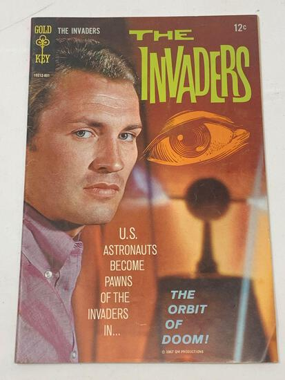 The Invaders, No. 2, 1967, By K. K. Publications Comic Book