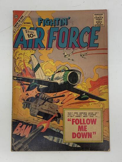 Fightin' Air Force, Vol. 1, No. 29, Oct. 1961 Comic Book