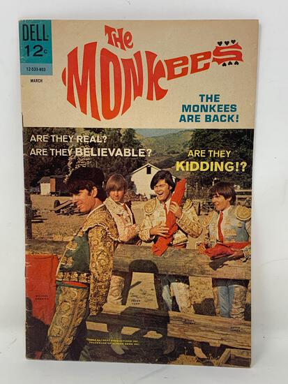 The Monkees Comic Book, No. 10, March 1968