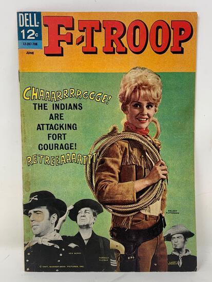 F-Troop, No. 6, June 1967 Comic Book
