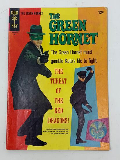 The Green Hornet, No. 2, May 1967 Comic Book