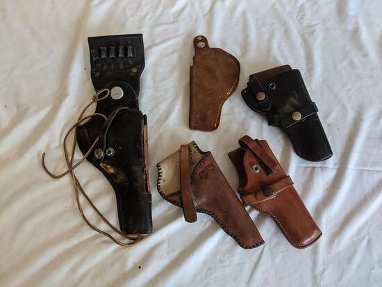 5 Leather Holsters