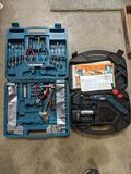 Black & Decker Wizard Rotary Tool and Other Kit with Small Tools