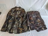 Woolrich Real Tree Camouflage Hunting Shirt and Pants