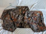 4 Pairs of Hunting Pants, Hemmed