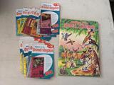 Vintage Wonders of the Animal Kingdom Book & Sticker Packs