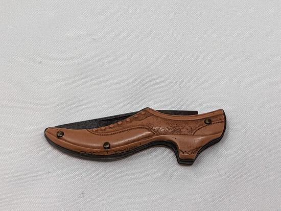 Novelty Slipper Knife