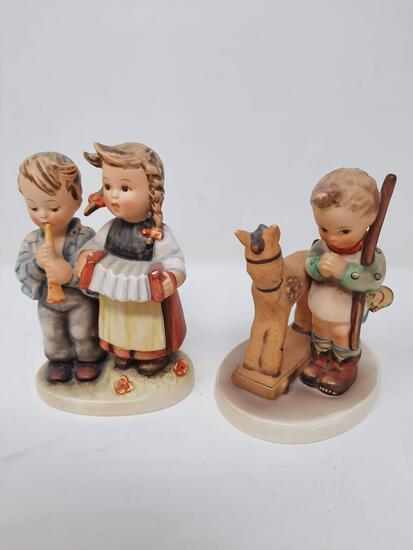 2 Hummels - Birthday Serendade, 218 2/0; Prayer Before Battle, 20
