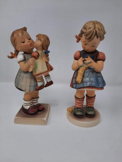 2 Hummels- A Stitch in Time, 255; Kiss Me, 311