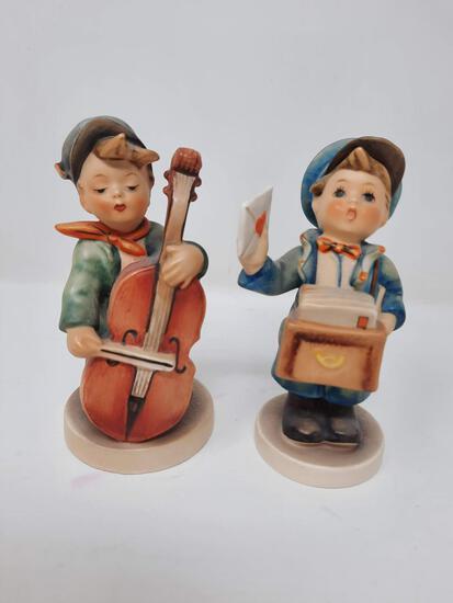 2 Hummels - Sweet Music, 186 ; Postman, 119