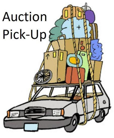 Auction Pick up