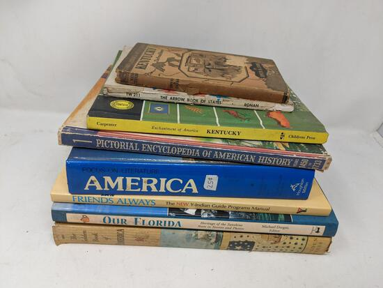 Books About States and About America