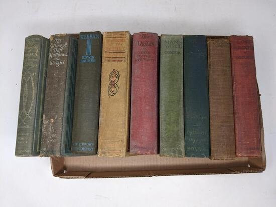 Biographies and Historical Books