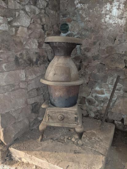 Union Mfg. Co. Boyertown PA Pot-Belly Stove