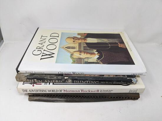 4 Art Related Books