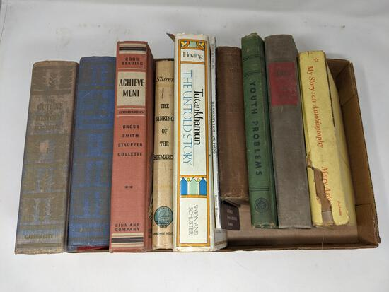 Grouping of History Books