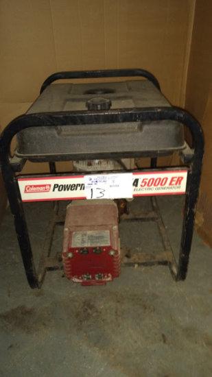Coleman 5000 Generator